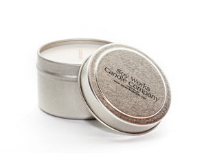 Gingersnap Natural Soy Candle