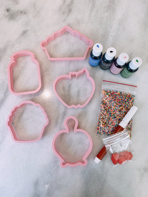 Sweet Spot Cookie Club: October Toolkit