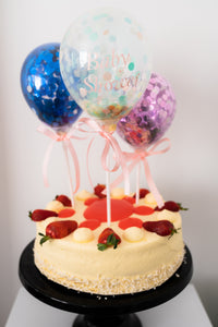 Single Balloon - Cake Topper