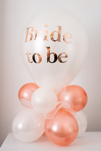 Bride To Be  - Mini Table Decor