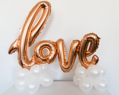 Love - Table Decor