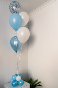 Helium Bouquet - Five Balloons