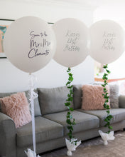 3FT/ 90cm Helium Balloon - Personalised