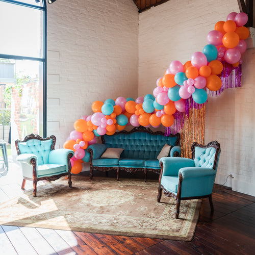 Balloon Garland Installations