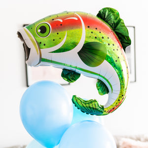 Fishing - Fathers Day Balloon Bouquet