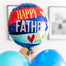 Love Dad - Fathers Day Balloon Bouquet