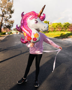 Unicorn - Foil Helium Balloon
