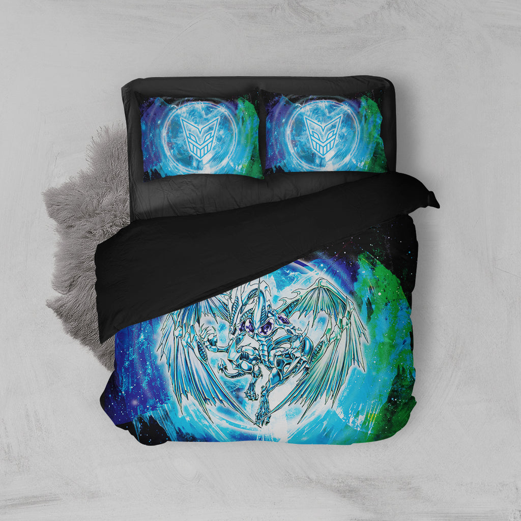 Yu-Gi-Oh! Stardust Dragon Bed Set