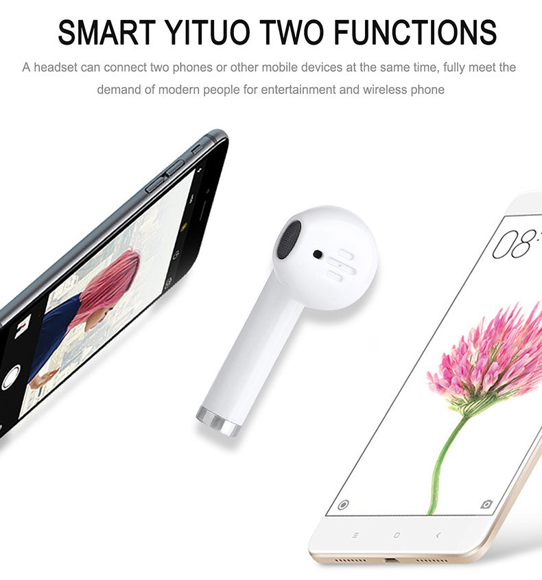 077e5016f22 5. Excellent sound quality and super clear sound. 6. High quality Hand-free  Stereo Headset 7. Wireless 8.bluetooth:V4.1+EDR