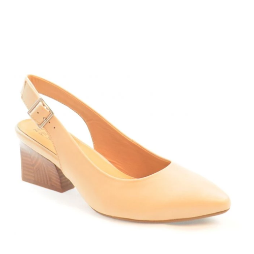 Verity Blush Heel