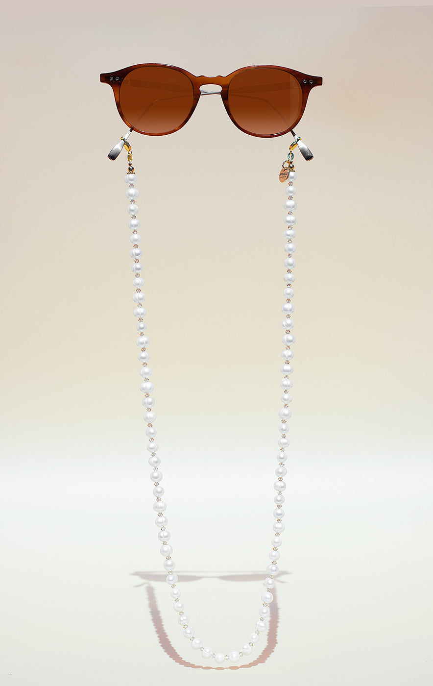 Snow White Sunglasses Chain