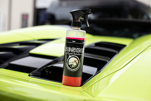 Re-shine Quick Detailer 4 oz - Ceramic Coating Safe!