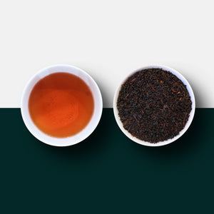 Earl Grey Tea Loose Leaf and Liquid