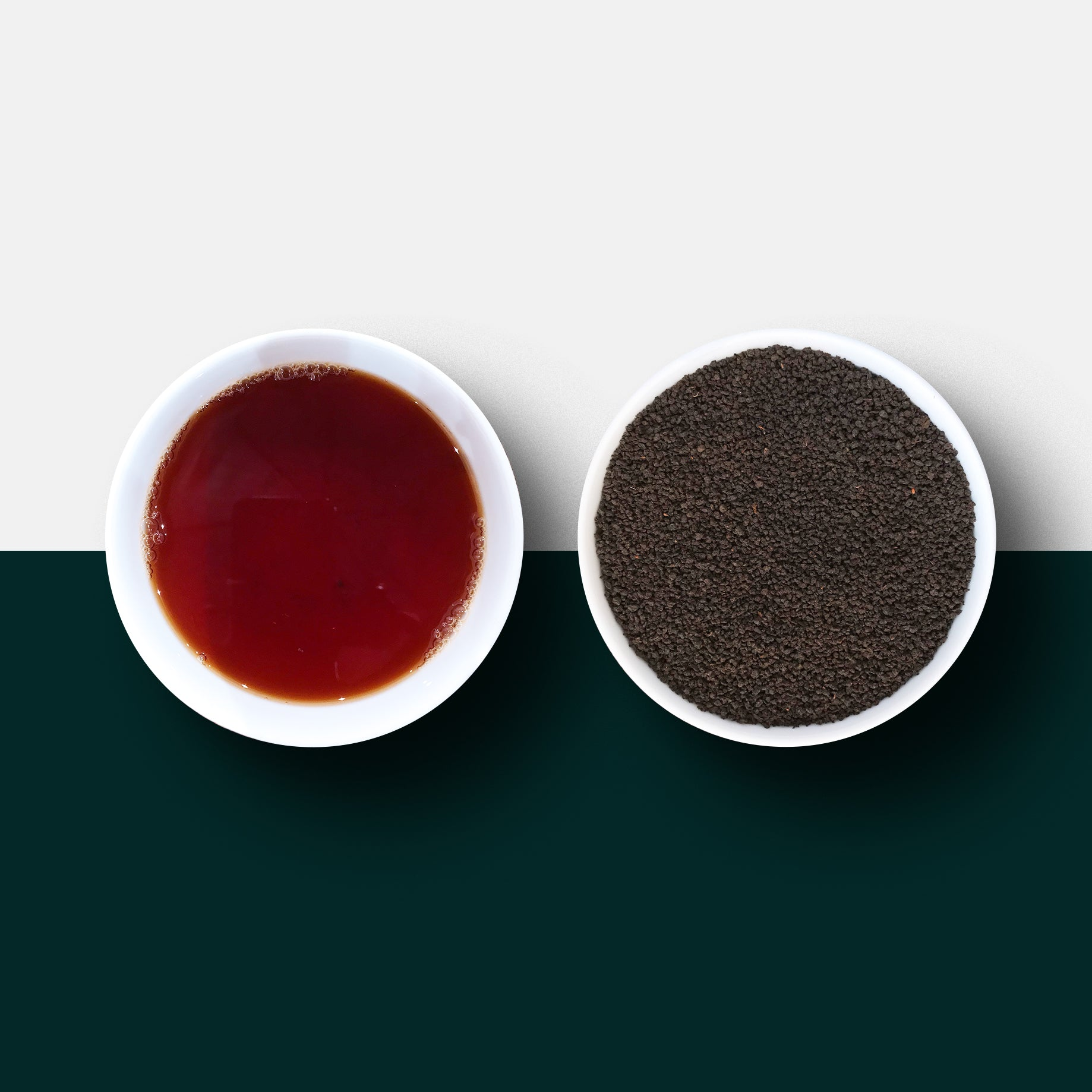 Kenyan Tea - Black Tea - Loose Leaf Tea and Liquor