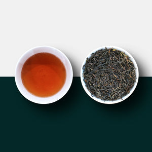 Malawian First Flush Rare Tea Loose Leaf Tea and Liquid