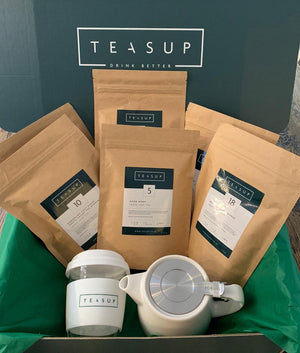 Deluxe Loose Leaf Tea Gift Set