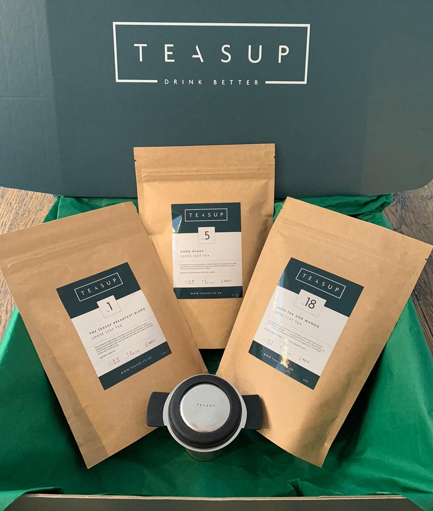 Loose Leaf Tea Starter Set