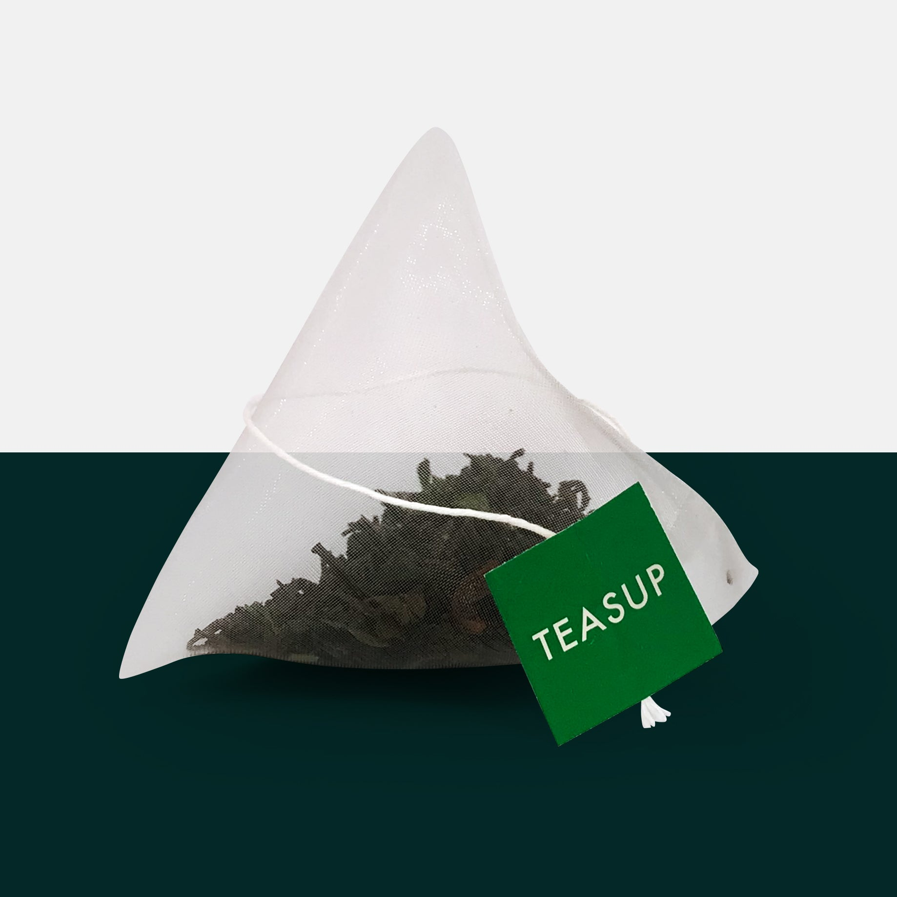 Darjeeling Tea Biodegradable Tea Bag by Teasup