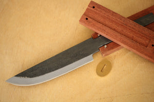 New arrival of Japanese Fixed blade knife making kit for beginners