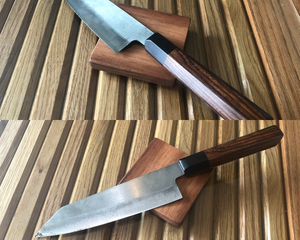Custom Chef knife a very refined piece of work of Customer Picture from Levi .B United States