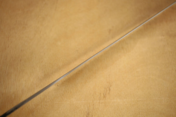 ibuki tanzo blank blade forged blue #1 steel Kasumi Takobiki Thin sashimi knife 215mm