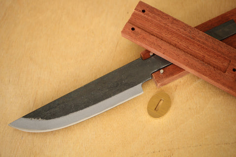 Custom knife making kit for beginners