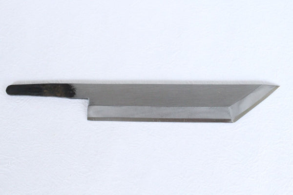 Ibuki Tanto thick Kiritsuke White #2 steel Japanese knife blank blade 150mm