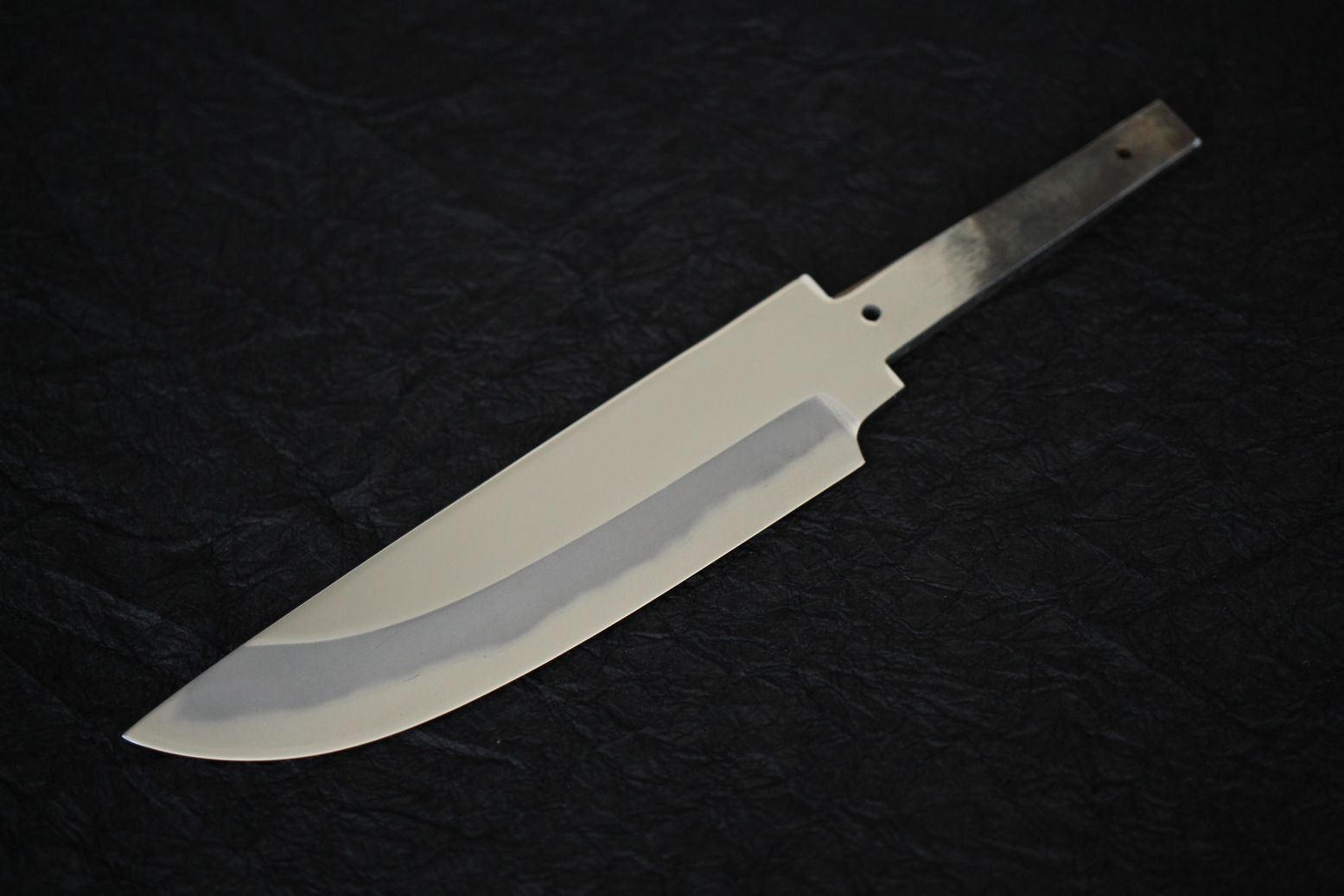 Daisuke blank blade Hand forged white #1 steel Mirror Finish Tanto knife 130mm limited