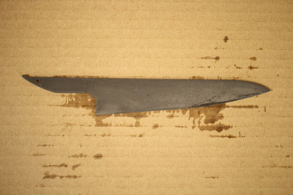 HAP40 Powdered High Speed Steel blade blank Petty knife 150mm non edged
