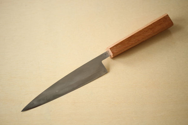 Japanese quercus oak octagon wooden knife wa handle blank 130mm