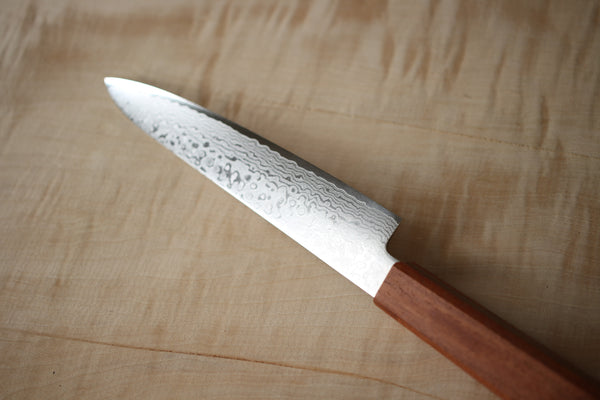 ibuki za18 cobalt nickel Damascus blank blade petty knife 150mm for Knife Making Supplies