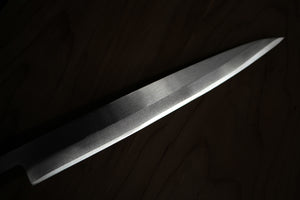 Ibuki Kasumi White #2 steel Japanese Sashimi knife slicer blank blade 270mm