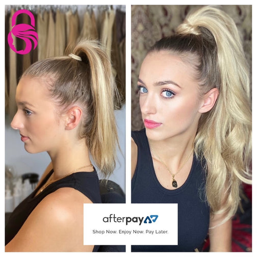 Incredibly Effortless Hair-styles For When You Have No Time At All quick ponytail hair-styles