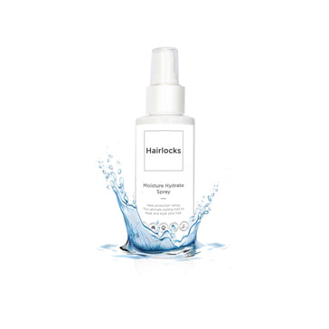 Moisturizing Heat Protect Spray