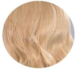 INSTAGLAM 3/4 piece 22″Length Champagne Blonde