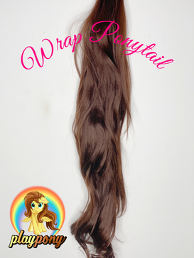 "Ponytail Extensions | 30"" Length 