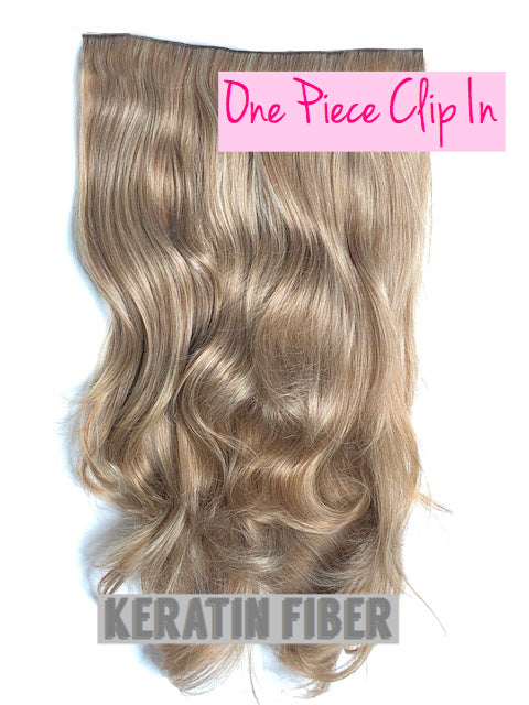 "One Piece Clip In | 22"" Length 