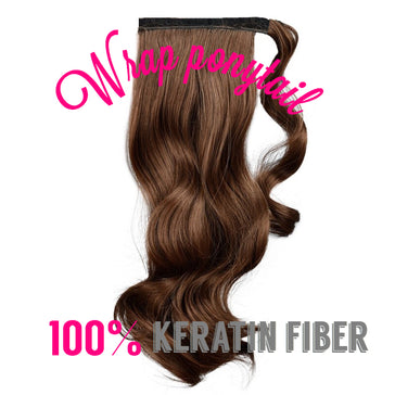 "Ponytail Extensions | 20"" Length 