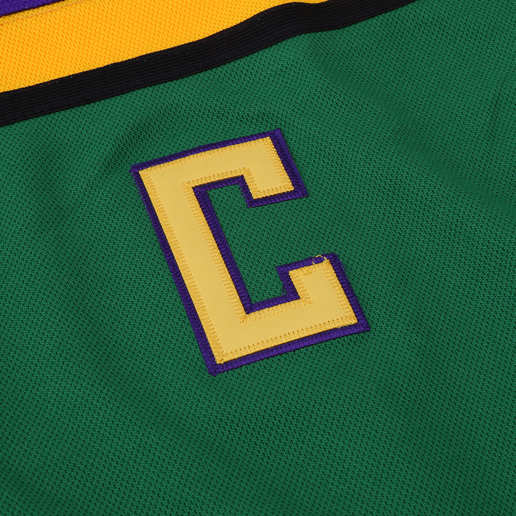 CHARLIE CONWAY #96 MIGHTY DUCKS JERSEY