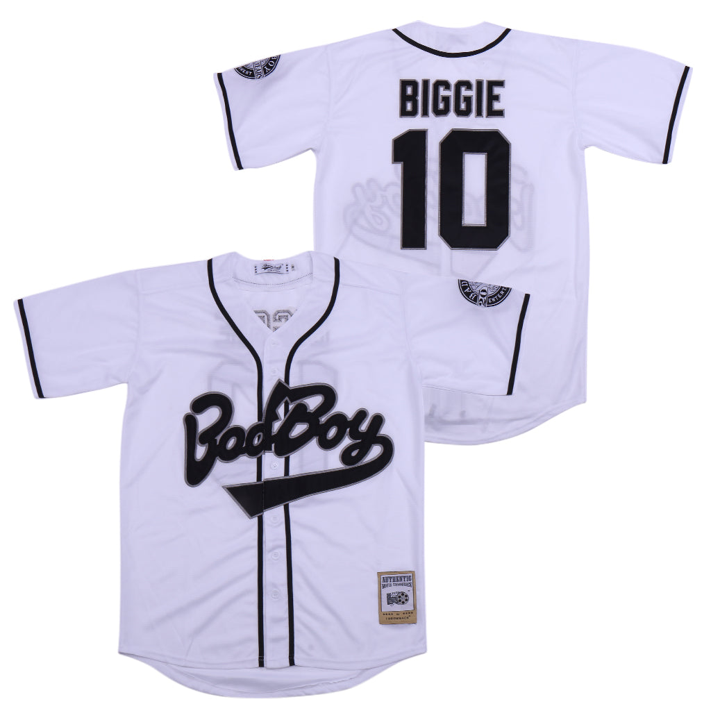 NOTORIOUS B.I.G. BIGGIE SMALLS JERSEY