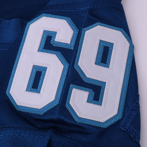 BILLY BOB #69 VARSITY BLUES JERSEY