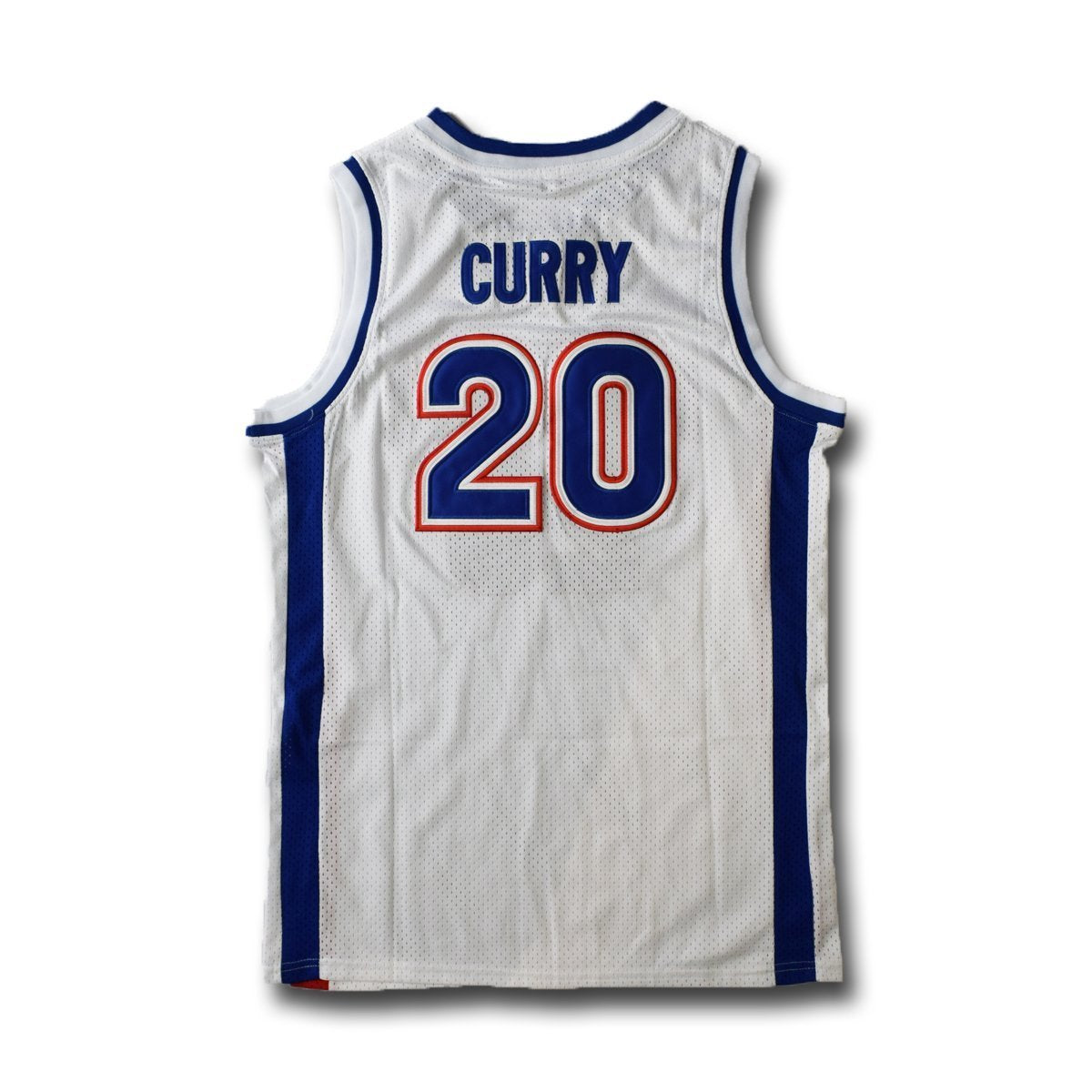 STEPHEN CURRY #20 CHARLOTTE CHRISTIAN HIGH SCHOOL JERSEY