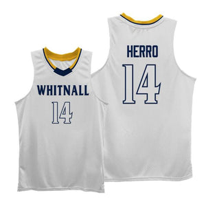 TYLER HERRO #14 WHITNALL HIGH SCHOOL JERSEY