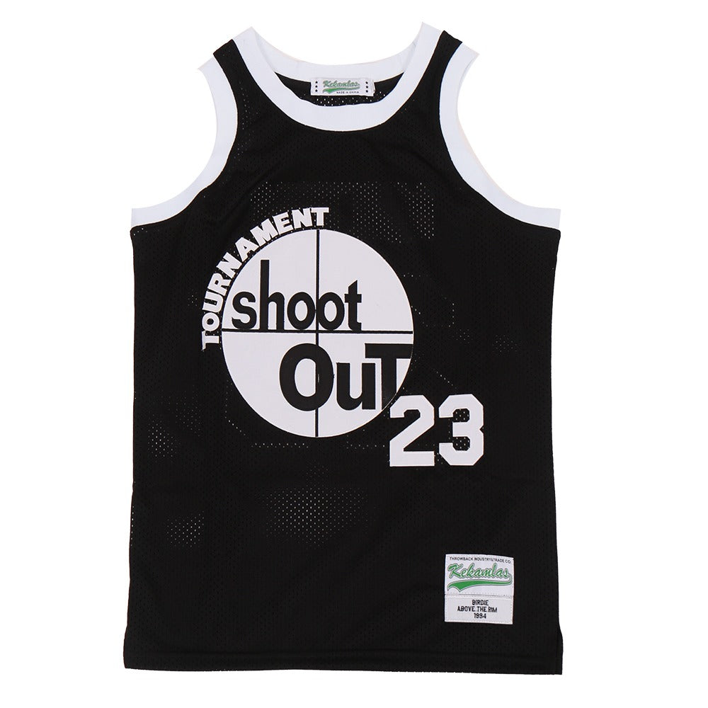"ABOVE THE RIM #23 ""MOTAW"" JERSEY"