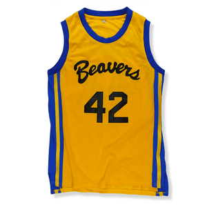 "TEEN WOLF #42 ""HOWARD"" JERSEY"