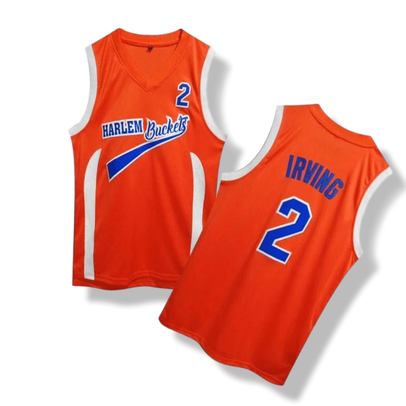 "KYRIE ""UNCLE DREW"" IRVING #2 HARLEM BUCKETS JERSEY"