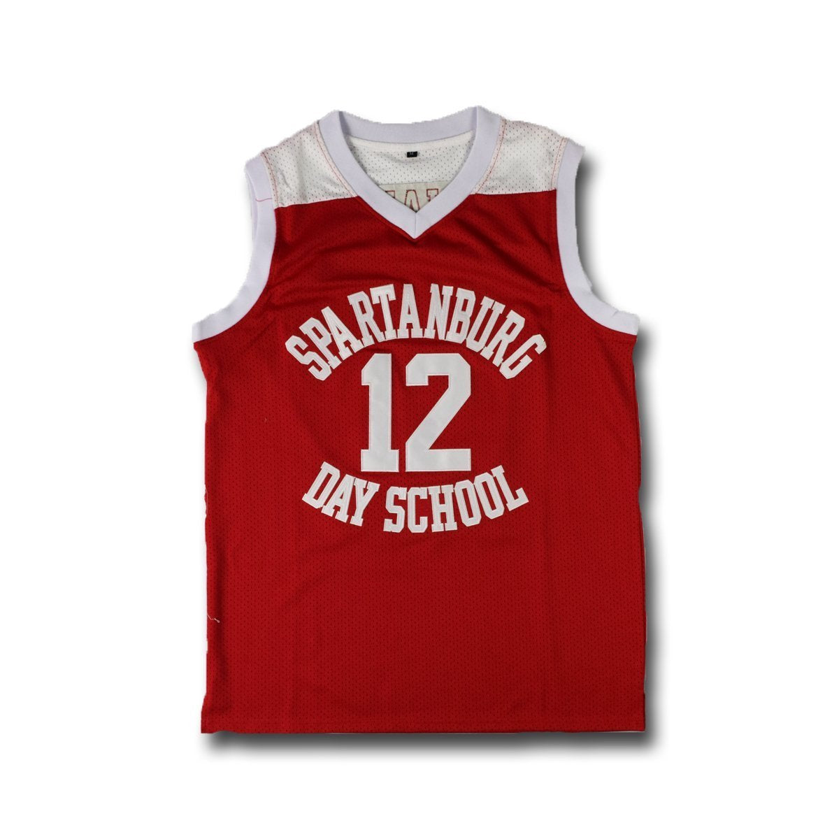 ZION WILLIAMSON #12 SPARTANBURG DAY SCHOOL JERSEY