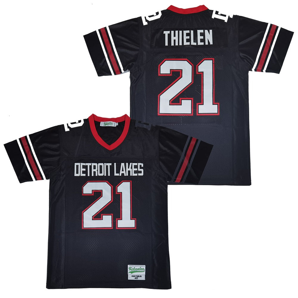 ADAM THIELEN #21 DETROIT LAKES HIGH SCHOOL JERSEY
