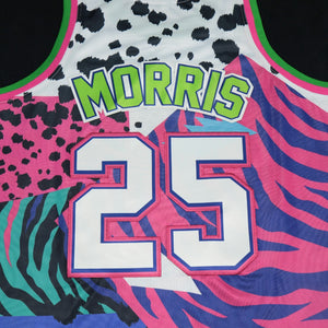 MAC MORRIS #25 SAVED BY THE BELL JERSEY
