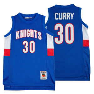 STEPHEN CURRY #30 CHARLOTTE CHRISTIAN HIGH SCHOOL JERSEY